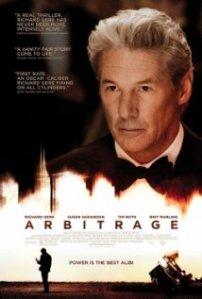 Arbitrage film poster