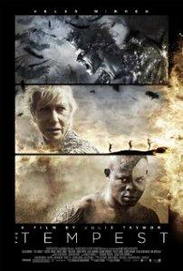 Thr Tempest film poster